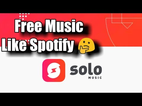 AS GOOD AS SPOTIFY? DOWNLOAD A FREE MUSIC APP FOR ANDROID(ALL LANGUAGES)