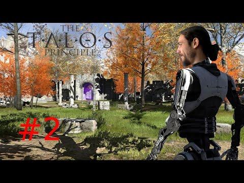 The Talos Principale - Welcome in Greece