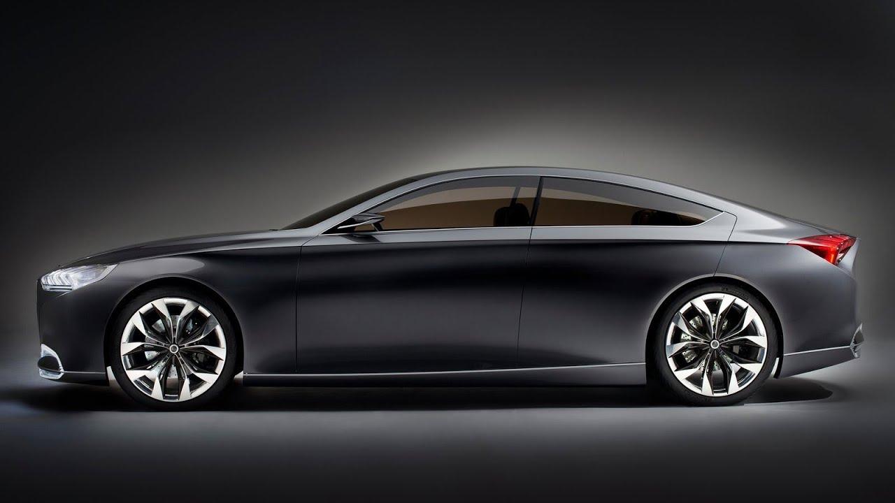 2016 Hyundai Rk Rwd Sedan Preview Hcd 14 Genesis Concept