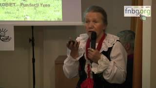 Rolnictwo tradycyjne i ekologiczne -- mgr inż. Anna Bednarek, rolnik ekologiczny
