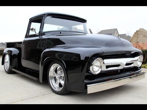 1956 Ford Pickup For Sale Youtube