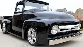 1956 Ford Pickup For Sale