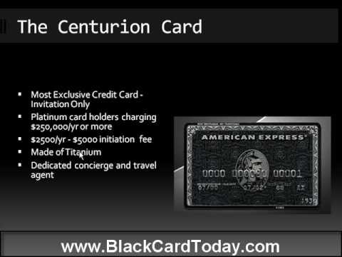 American express black card centurion youtube american express black card centurion colourmoves