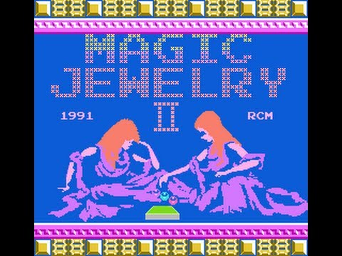 """Unlicensed pirated NES/Famicom games"" - Magic Jewelry 2 - Part 2"