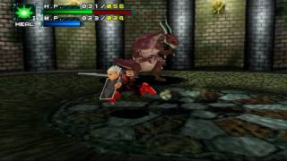 Dragon Valor - Gameplay Demo (PS1) [HD]