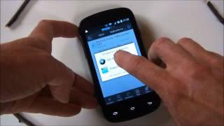 Highscreen Spark - Обзор возможностей, демонстрация работы