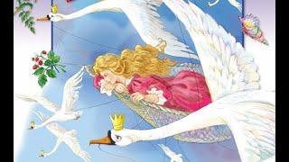 Cele 11 lebede,povesti pentru copii - basme in limba romana,la Copilul destept