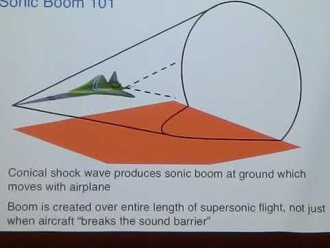 NASA Talk - 2nd Generation Quiet Low-Boom Supersonic Transports