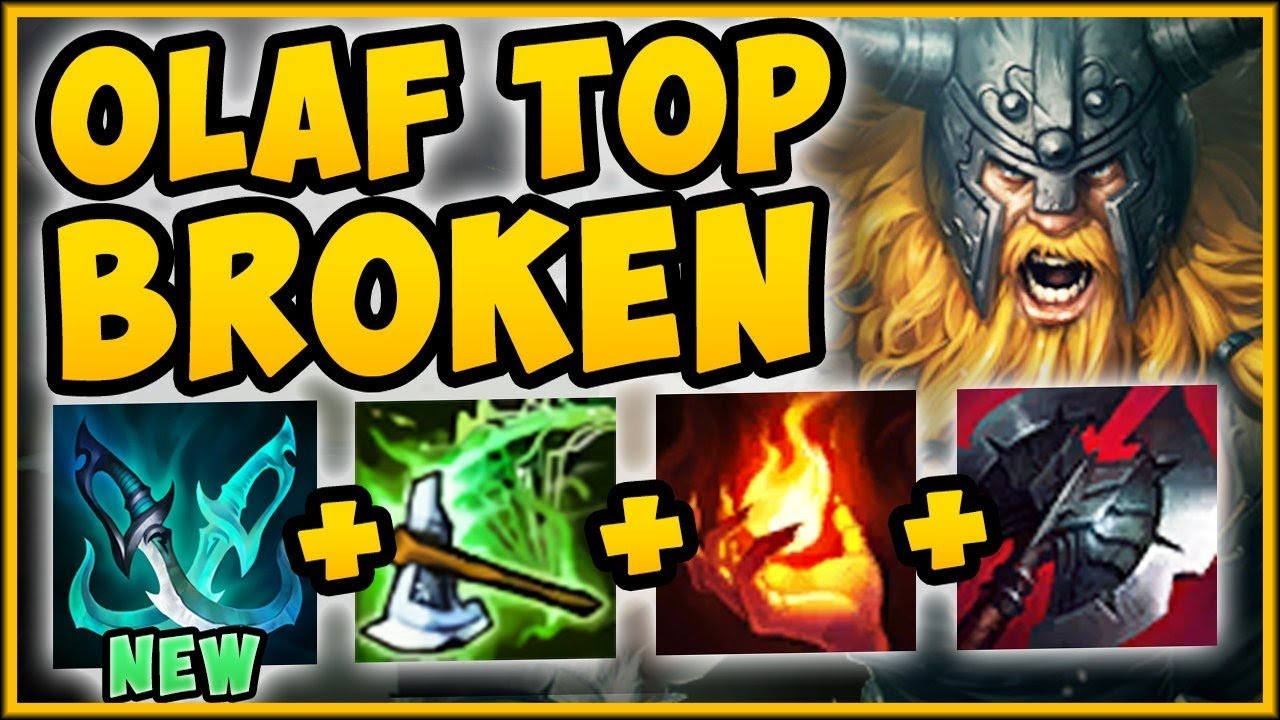 Wtf Riot New Phantom Dancer Makes Olaf Top 100 Unbeatable Olaf Top Gameplay League Of Legends Youtube