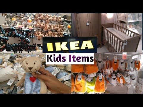 #IKEA Kids Items || IKEA Store Tour Kids Section || IKEA Kids Toys