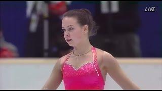 [HD] Alisa Drei - 1998 Nagano Olympics - SP