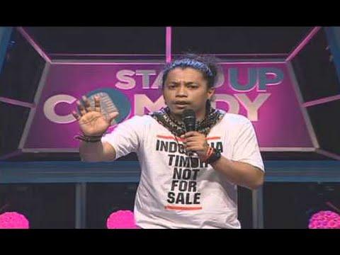 Stand up comedy Indonesia Ari Kriting ngakak pastinya ...