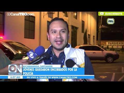 Oriente Noticias Primera Emisión  28 de Noviembre