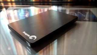 Seagate slim 500 GB hard drive review