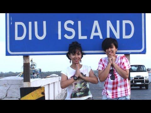 DIU ISLAND!