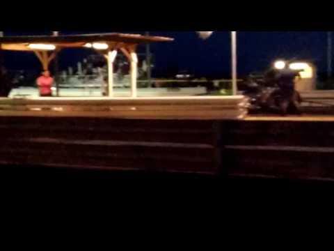 Green dragster vs NALUS maui raceway park