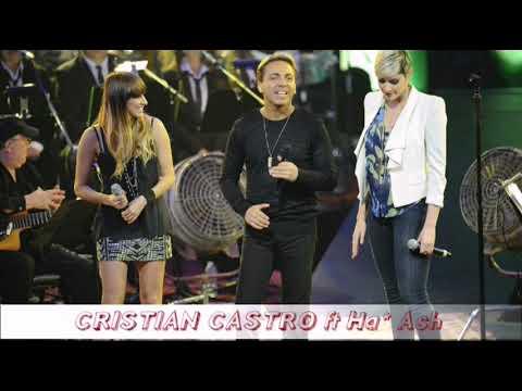TE AMARE MAS ALLA- Cristian castro ft. Ha * Ash (con letra)