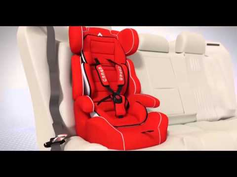 ganen-baby-car-seat-series-e,-for-9-months-to-12-years-old