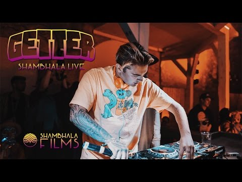 Getter @ The Pagoda Stage - FULL SET [HD] - Shambhala Live 2016