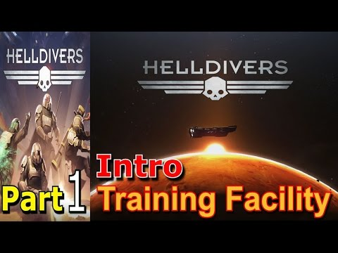 helldivers-part-1-intro-training-facility-walkthrough-gameplay-mission-single-player-lets-play