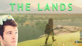 Zelda: Breath of the Wild Review PART 1: THE LANDS - Good Morning Gamer