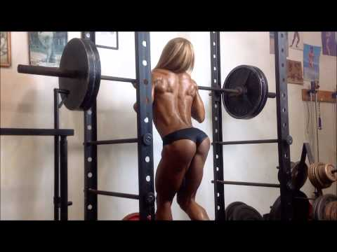 Melissa Dettwiller - Female Muscle Fitness Motivation from YouTube · Duration:  42 seconds