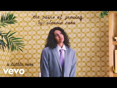 "Alessia Cara – ""A Little More"""