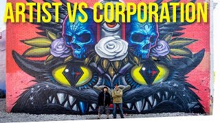 Mercedes-Benz is Suing Street Artists Over Copyright (ft. KevOnStage)