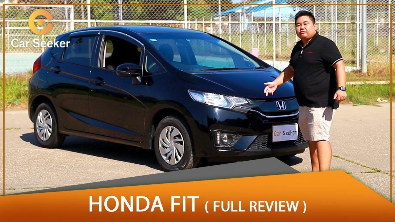 Honda Fit Gk3 2013 Youtube