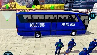 Police Bus Driving Sim Off Road Transport Duty (by Game Blast Studio) Android Gameplay Trailer