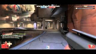 Как я пытался побегать по Team Fortress 2