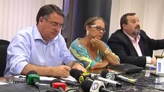 Governo anuncia concursos para contratar PMs e agentes prisionais