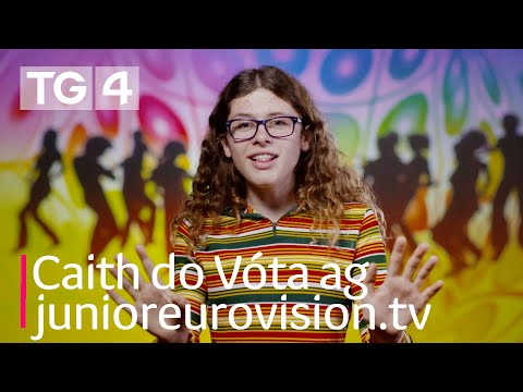 Junior Eurovision 2018 Final | Sunday 25/11 Beo TG4 player 3pm  TG4