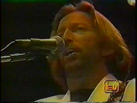 Eric Clapton - September 29, 1990 - Santiago, Chile