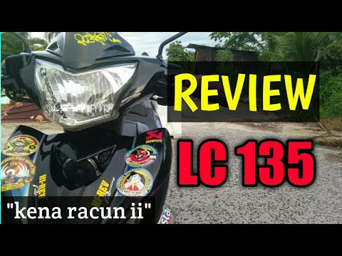 VLOG19 #REVIEW JUJUR OWNER LC135 (MODIFIED RACUN)