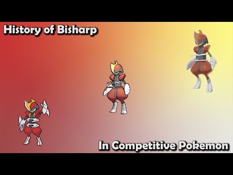 How GOOD Was Bisharp ACTUALLY? - History Of Bisharp In Competitive Pokemon