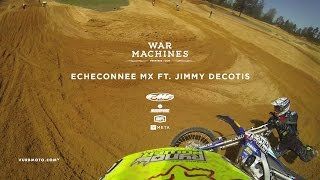 Jimmy D Rips Echeconnee for the War Machines Premiere - vurbmoto