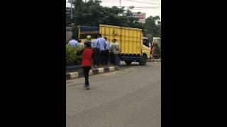Gambar cover Kecelakaan di jalan lintas sumatra km:1