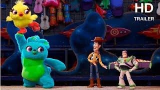 Toy Story 4 Novo Trailer DUBLADO
