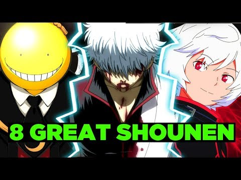 8 UNDERRATED SHOUNEN ANIME