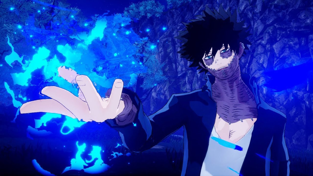 My Hero Academia One's Justice Dabi, Toga, Attack and Special Actions  Gameplay Screenshots