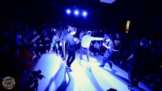 Navi Crew vs Nothing To Lose |  Finał Bboying 3vs3 - Chicamoca Jam