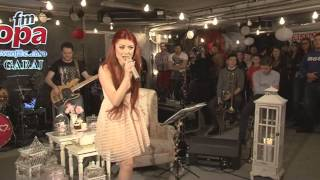 Elena Gheorghe &amp Glance - ImpossibleEcou LIVE in Garajul Europa FM