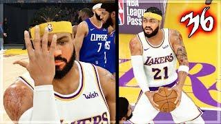 NBA 2k20 MyCAREER - 1st GAME WITH HOF RANGE EXTENDER! DEADLIEST OFFENSIVE THREAT BUILD! Ep. 36