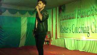 amezing parfomenc | cute & small singer | rakesh official | annual function bsp