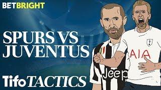 Can Tottenham Conquer Juventus? | Champions League Tactics