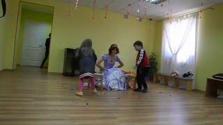 Принцесса София на детском празднике