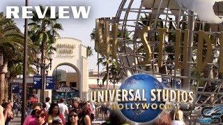 Universal Studios Hollywood Review, Los Angeles California