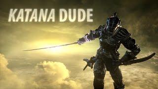 Dark Souls 3: Katana Dude