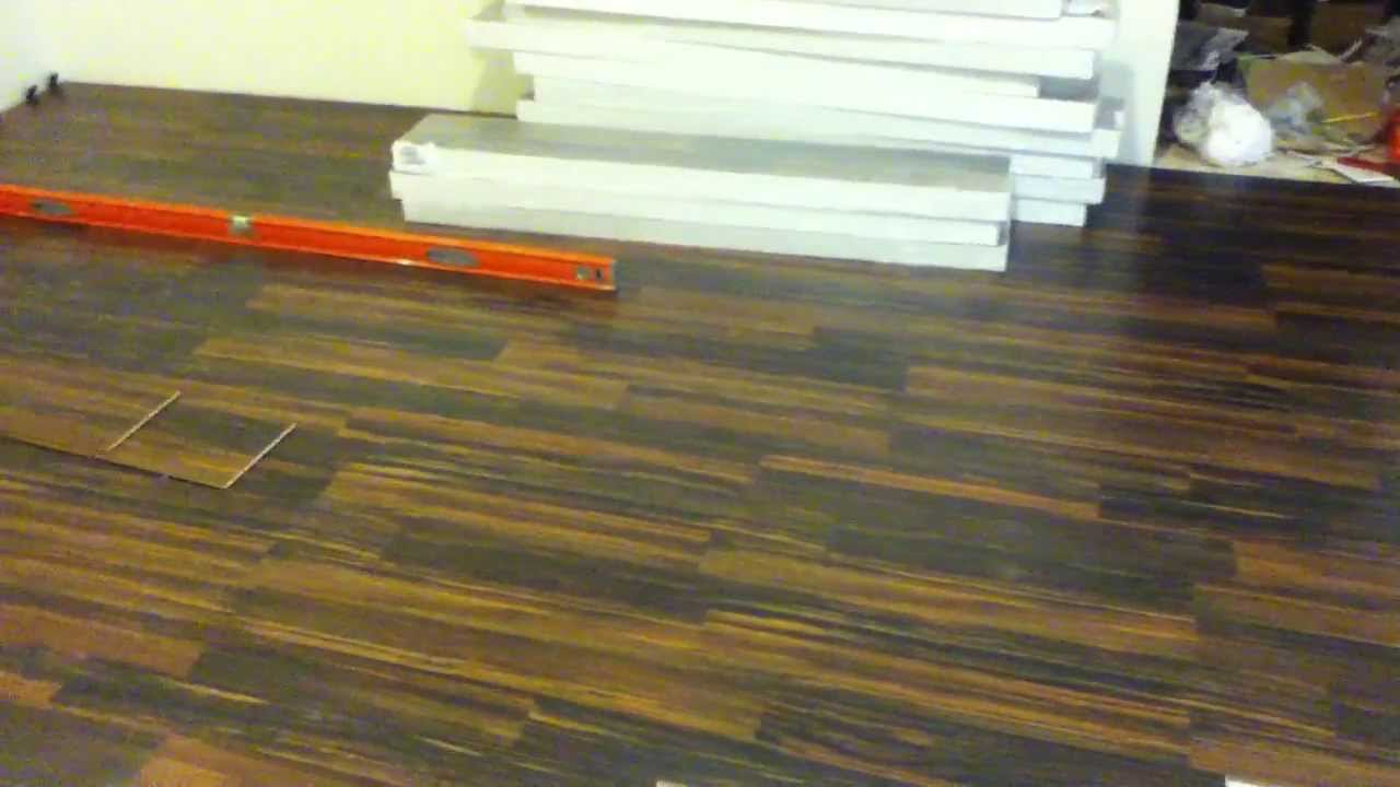 Ikea tundra flooring tips and tricks youtube for Ikea parquet